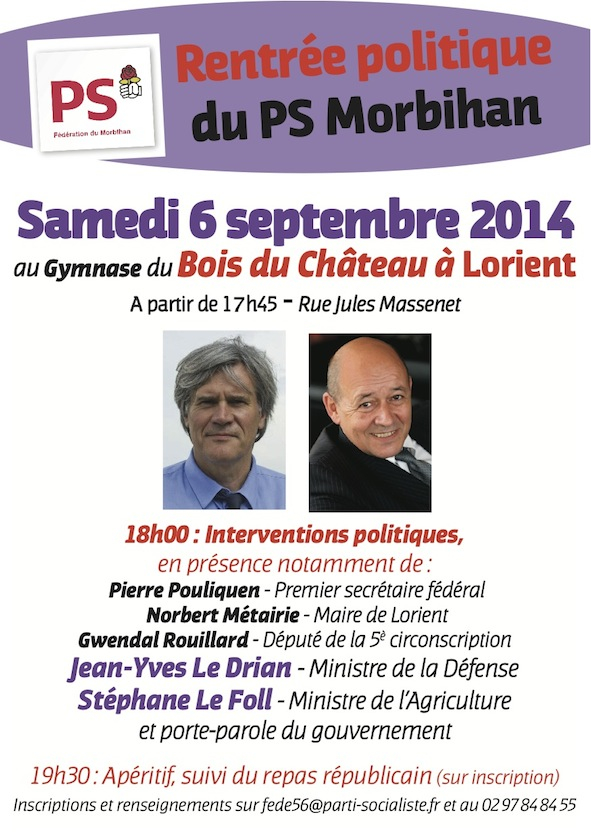 Invitation PS 6sept.LORIENT