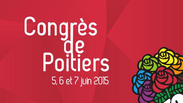 Logo Congrès Poitiers