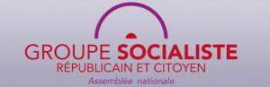 logo groupe socialiste AN