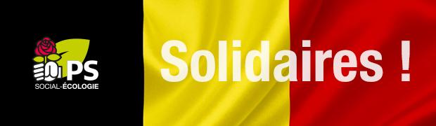 solidaires ps belgique