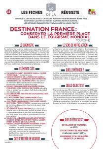 fiche 15 tourisme