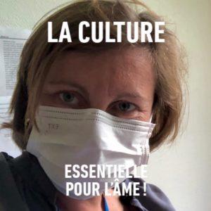 Annaïg Le Moël Raflik - Conseillère communautaire du groupe Lorient Agglomération Coopérations Terre et Mer et adjointe à la vie culturelle de Lanester