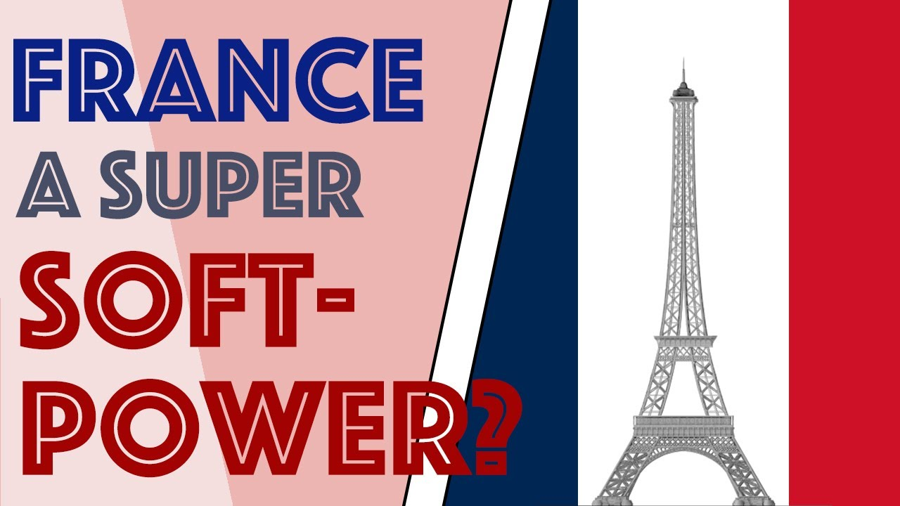 "Global Outlooks "" France was dubbed the number one soft power by some of the leading indexes on the matter. In this video we go through the concept of soft power and explain why France is on the very top. The concept of soft power was primarily coined by the political scientist Joseph Nye. As information is more global and accessible than ever, soft power plays an increasingly important role in world politics, where a country's image affects what hand it has to play on the world stage."""