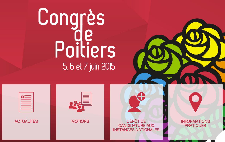 Visuel Congrès Poitiers